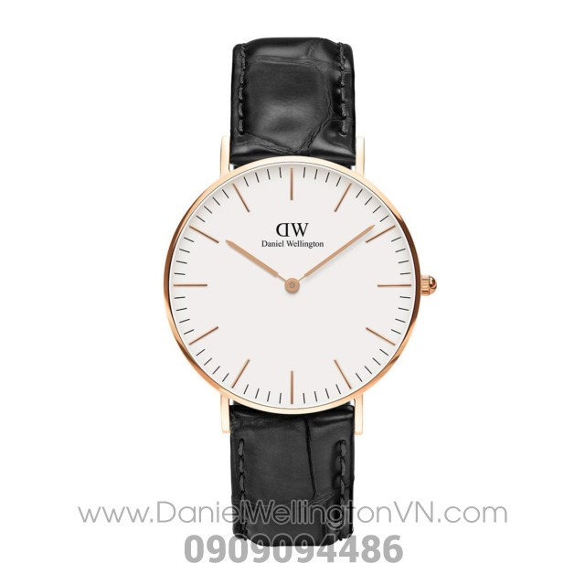 Classic Reading 36mm Rose Gold DW00100041 (0513DW)