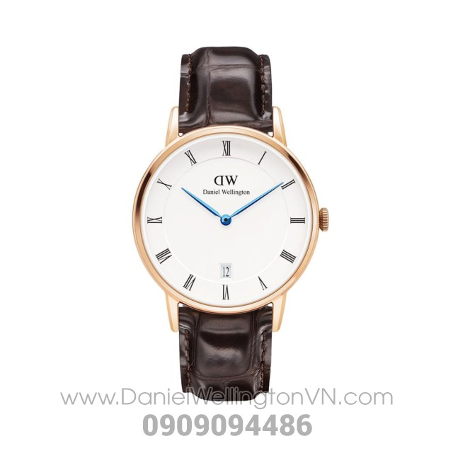 Dapper York 34mm Rose Gold DW00100093 (1132DW)