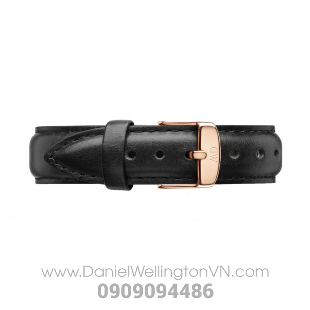 Dây Classy Sheffield 17mm Rose Gold