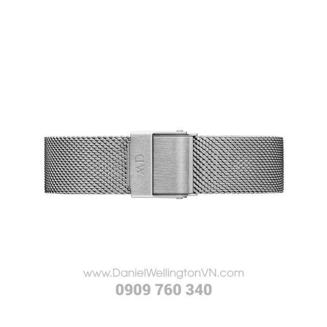 Dây Petite Sterling 14mm Silver