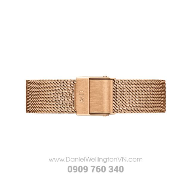 Dây Petite Melrose 14mm Rose Gold