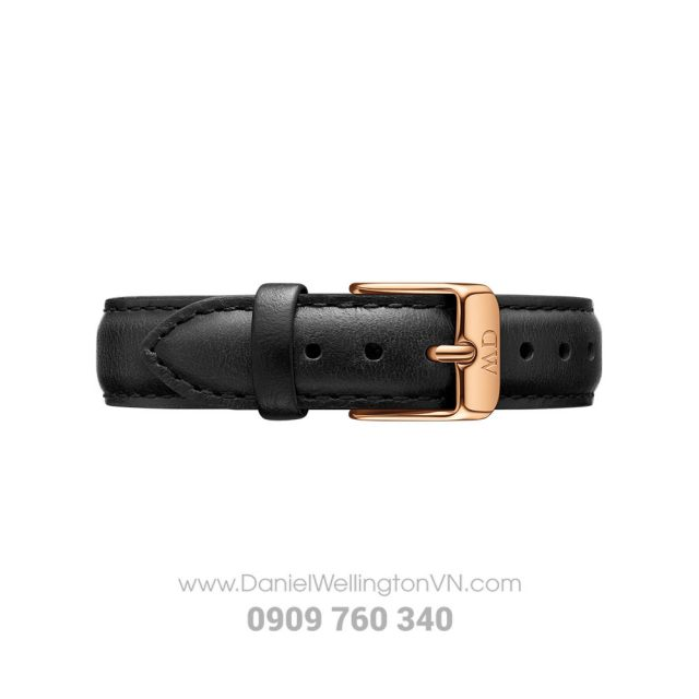 Dây Petite Sheffield 14mm Rose Gold